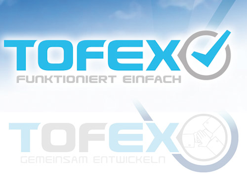 tofex Logo Re-Design
